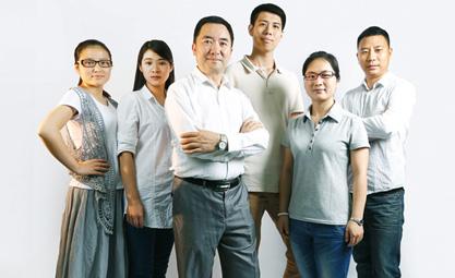 专业研发团队